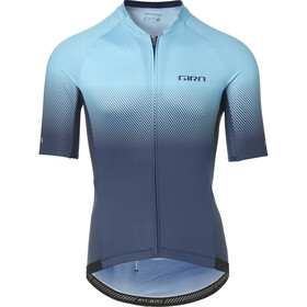 Giro Chrono Pro Jersey Men, azul/Turquesa
